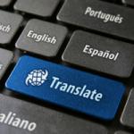 Tradurre del testo con un click