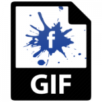 Caricare GIF sui social network