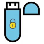 Windows 10: proteggere le unità USB con password