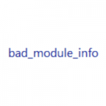 "Windows 10: errore ""bad module info"""