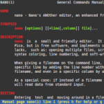 Linux: rendere a colori le pagine man